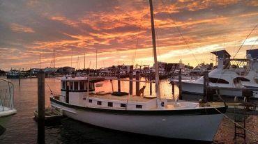 1997 Chesapeake Buy Boat Replica