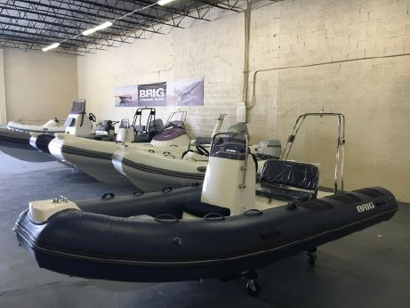 2016 Brig Inflatables Falcon 450 L