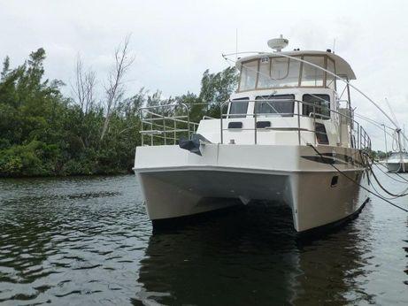 2007 Endeavour Trawler Cat 40