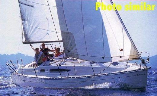 2002 Jeanneau Sun Odyssey 29.2