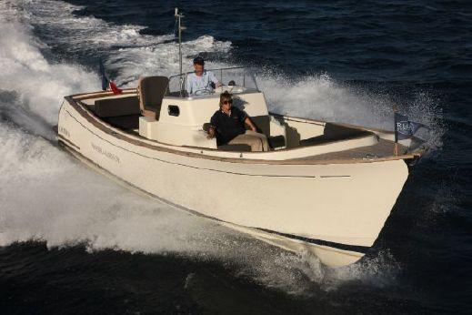 2017 Rhea Marine 35 Open