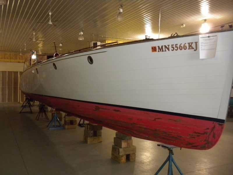 1926 Camper Amp Nicholsons Commuter Power Boat For Sale