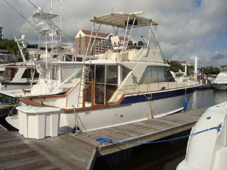 1969 Chris Craft 42 Commander Sportfish