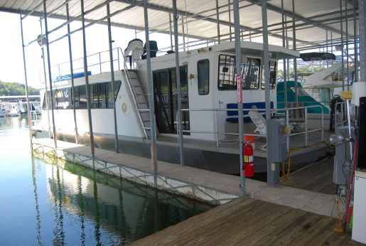2003 River City Houseboat 15 X 51 Custom