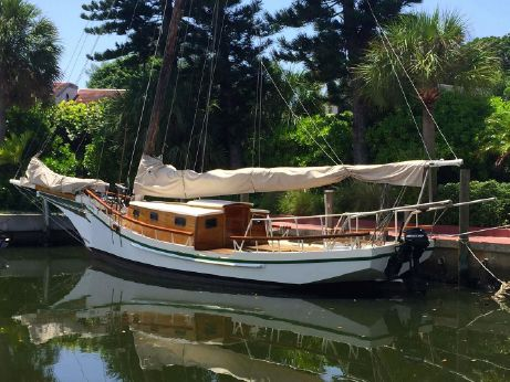 2010 Custom Chesapeake Skipjack