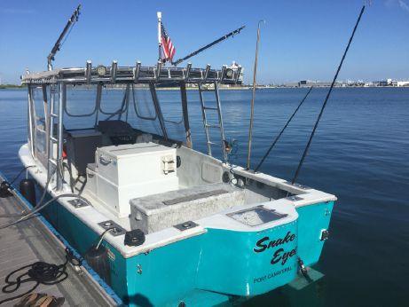1978 Delta Boat Company Commercial Fishing Boat
