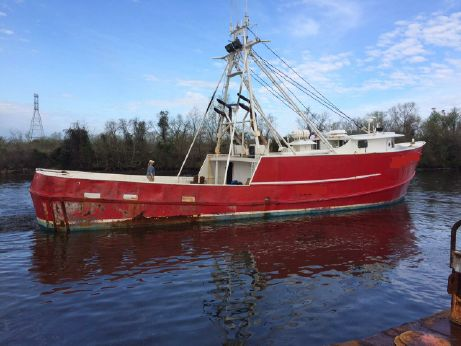 1966 Rockport Trawler