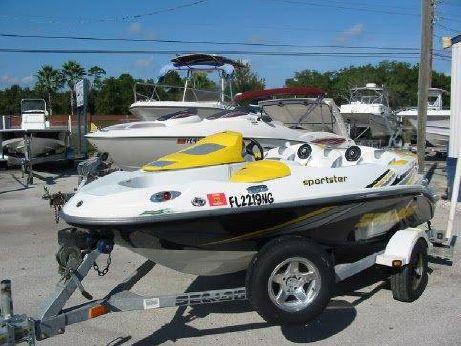 2006 Sea Doo Sportster 215