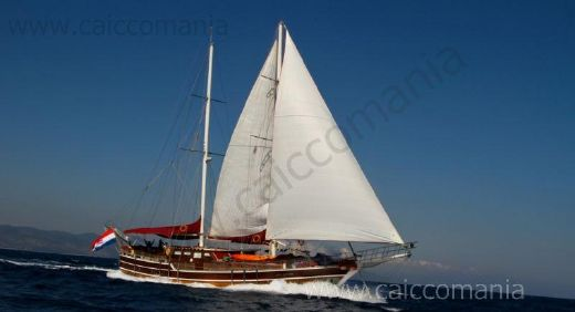 2005 Turkish Gulet Traditional Bodrum Gulet