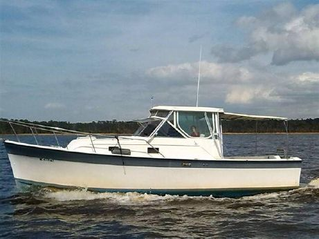 1987 Luhrs 30 Alura Classic 30