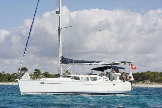 2004 Jeanneau Sun Odyssey 43 Deck Saloon
