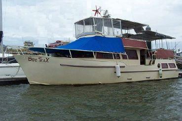 1984 Custom Steel Cruiser