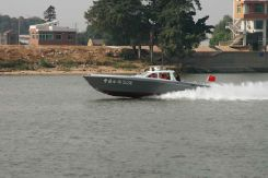 2007 Polymarine High Speed Patrol/Customs Launch