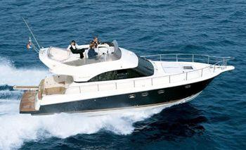 2007 Cantieri Navali Del Tirreno Cayman 42