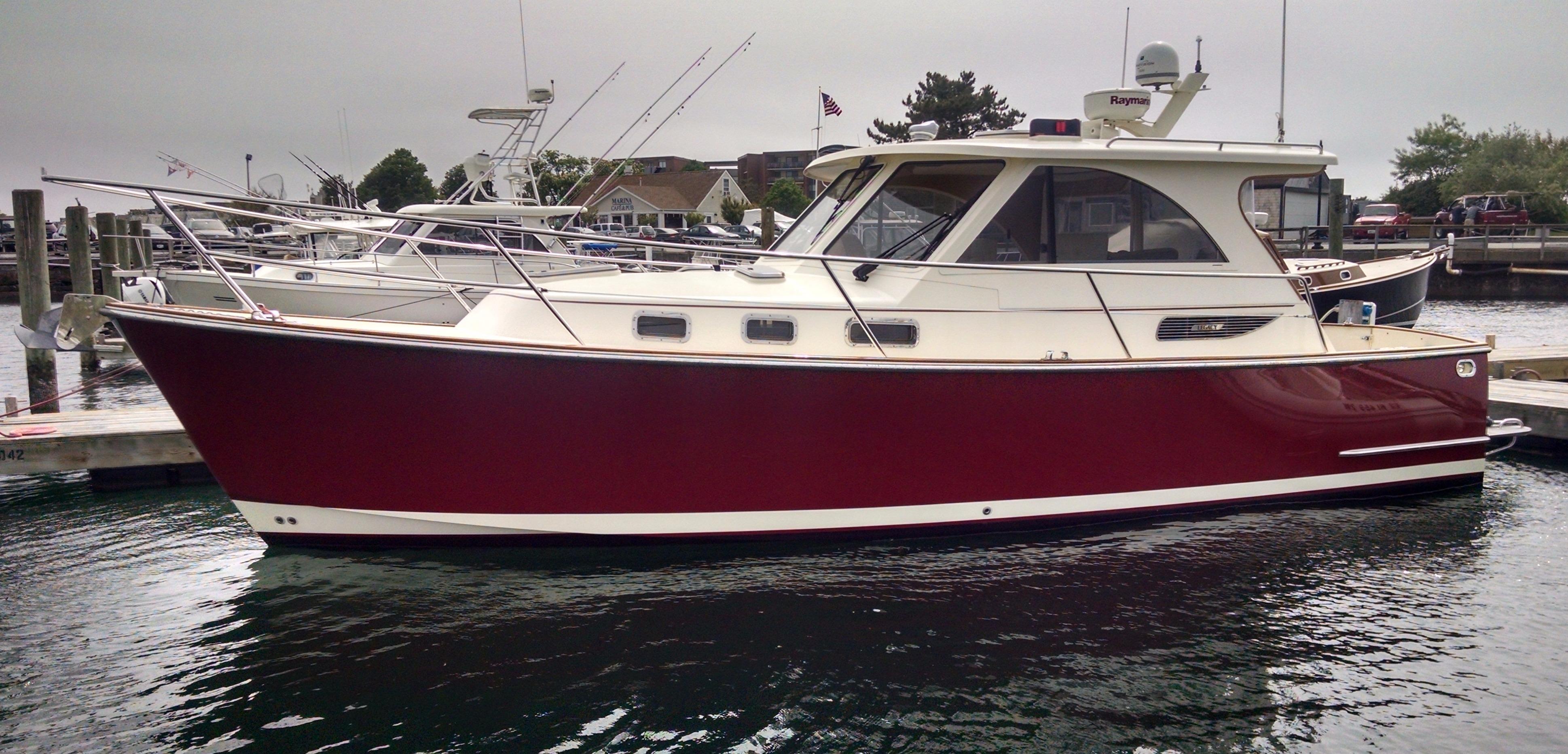 2009Legacy Yachts Legacy 32 Express