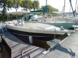 2001 Lenco Marine GUEPARD 27