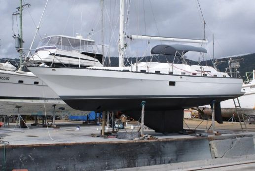 1986 Lancer 45' Centre Cockpit Blue Water Sloop