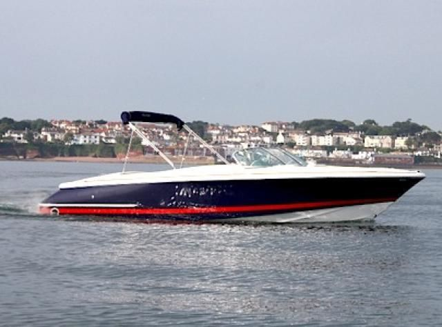 2004 chris craft launch 25 power boat for sale www for Chris craft corsair 32 for sale