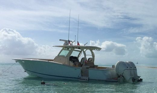 2015 Scout Boats 350 LXF