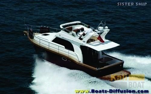 2004 Viking Marin Viking 34 Fly San Remo