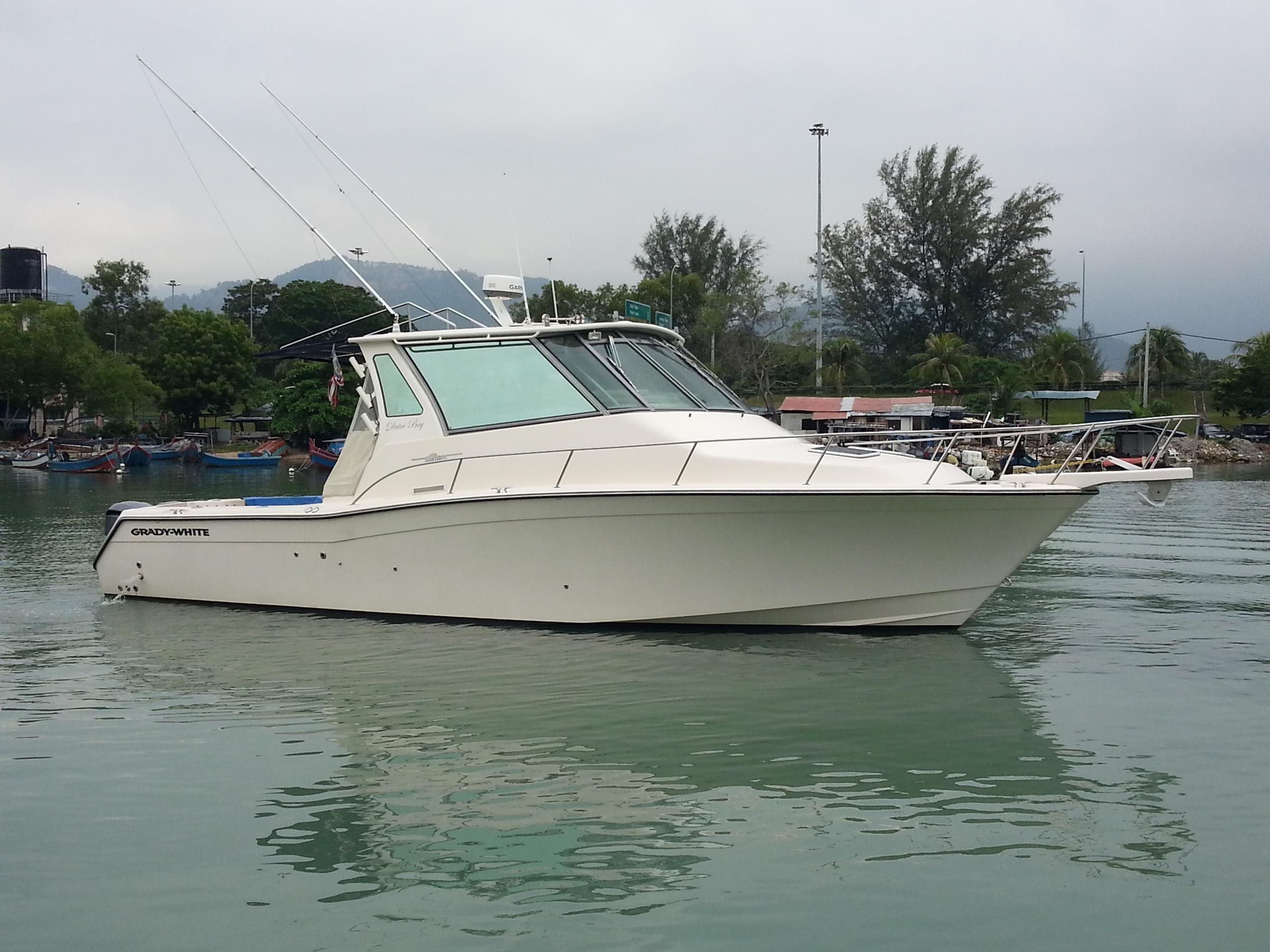 2011 Grady White Express 360 Power Boat For Sale Www