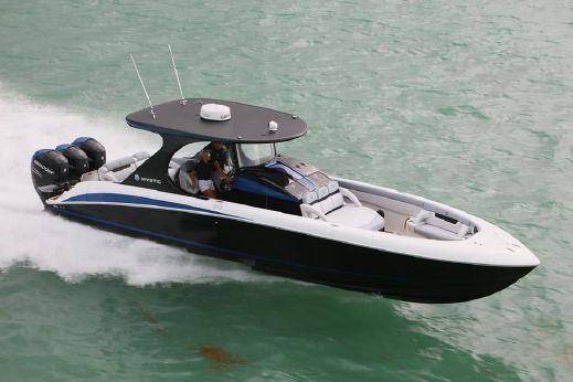 2018 Mystic Powerboats M3800