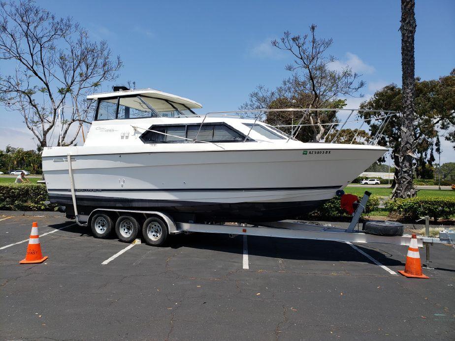 1999 Bayliner 2859 Ciera Express Power Boat For Sale - www