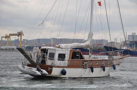 1973 Custom Sailing