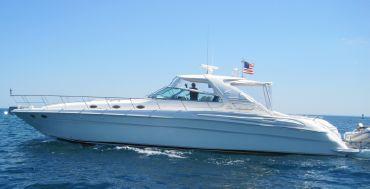 1997 Sea Ray 58SSS