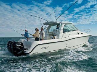 "2008 Boston Whaler "" 345"" Conquest NP"