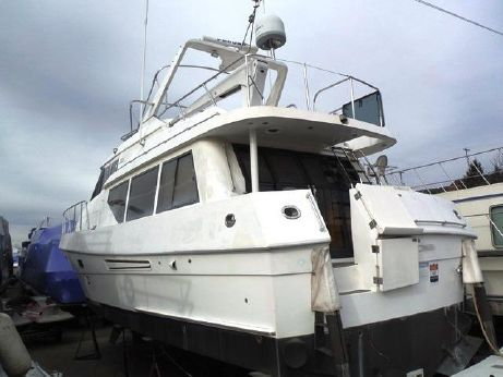 1998 Mckinna 48 Pilothouse