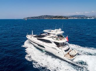 thumbnail photo 2: 2016 Sunseeker 75 Yacht