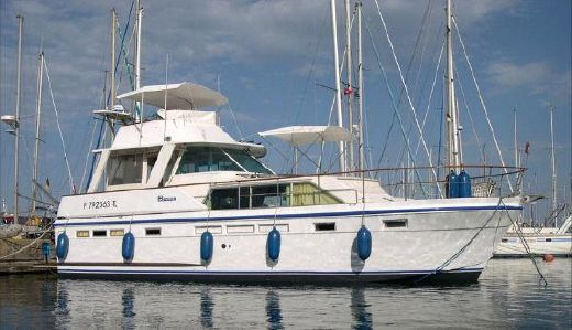 1973 Ancora Yachts ANCORA 44