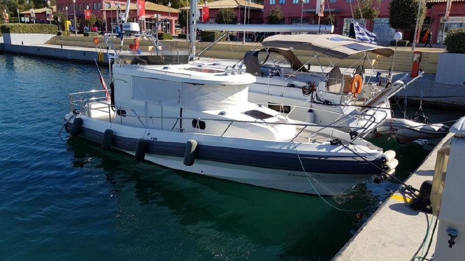 2013 Paragon 31 Motor Båt til salgs - no yachtworld com