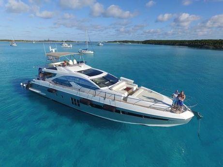 2017 Azimut 77 S Motoryacht