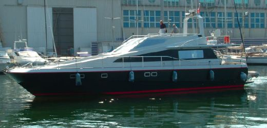 1993 R.s.m. Yachts Viareggio Raptor 56