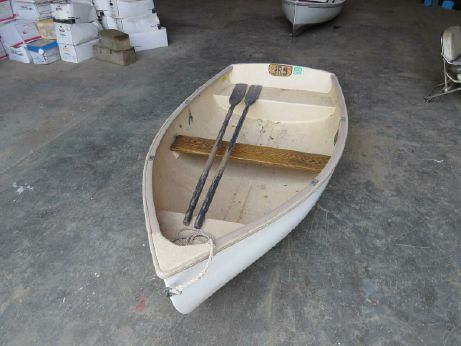 1996 Puffin Dinghy