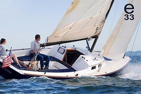 2009 E Sailing Yachts E-33