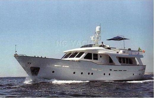 2006 Benetti Sail Division 79