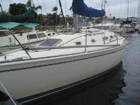 1986 Pearson 33