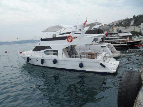 1992 Tuzla-Istanbul Custom Built 15 M Flybridge