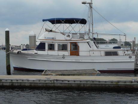 1982 Albin Classic Trawler