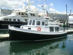 2007 Chinook Pilothouse Tug-Trawler
