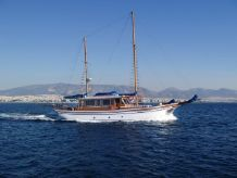 1990 Karavoskaro Greek Motor Sailor 20m