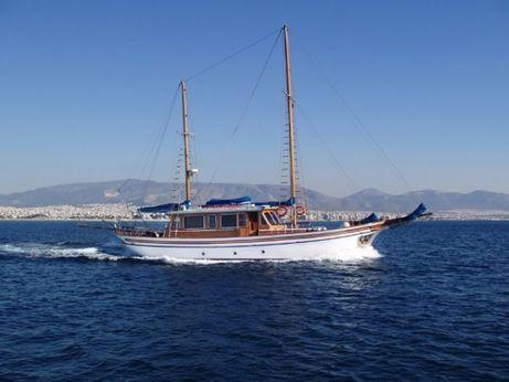 1990 Karavoskaro Greek Motor Sailor 20m