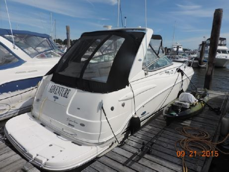 2005 Chaparral 270 Signature Cruiser