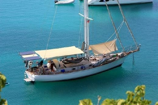 2003 Shearwater By Acheson Rossa Sa Shearwater 45 Cutter