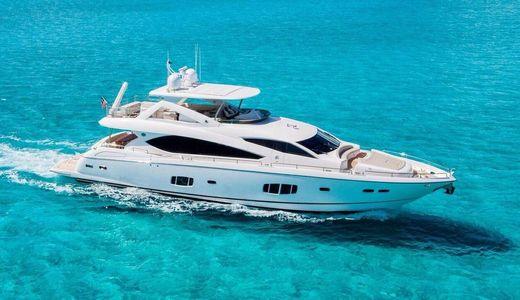 2011 Sunseeker 88 Yacht