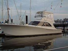 1990 Jersey 47 Convertible Sportfisherman