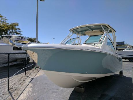 2017 Sailfish 245 DC